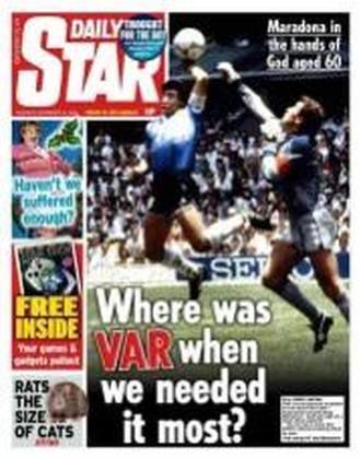 Daily Star - Reino Unido