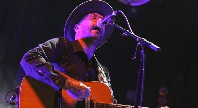 Dallas Green com o City And Colour, 2012