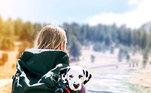 O cãozinho também adora andar de carro, principalmente se for para levá-lo para alguma aventura, conta Lexi