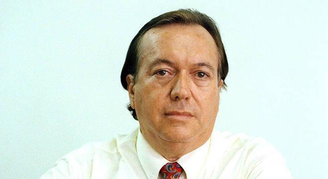 Dalmo Pessoa em foto de 1996