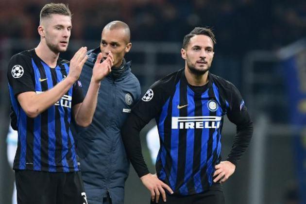 D'Ambrosio (32 anos) - Clube atual: Inter de Milão - Posição: lateral-direito - Valor de mercado: 8 milhões de euros