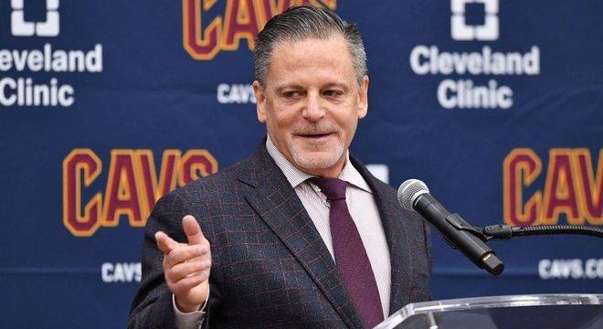 Dan Gilbert é um dos dois proprietários de times mais ricos dos EUA, graças à sua importante participação no Cleveland Cavaliers, da NBA