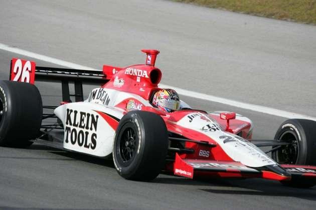 Dan Wheldon conquistou o título da IRL de 2005 pela Andretti