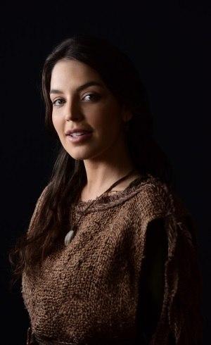 Nicole Rosemberg vai interpretar a personagem Dana em Gênesis