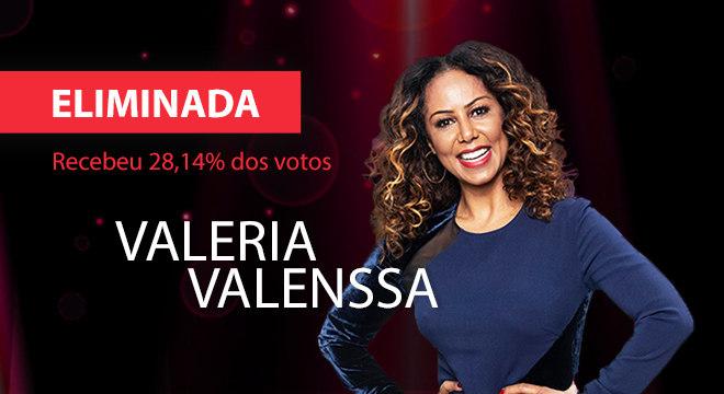 Valeria Valenssa se despede do Dancing Brasil
