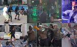 Os participantes do Power Couple Brasil 5 transformaram a Mansão Power em pista de dança muitas vezes durante a temporada! Passinhos de funk, sertanejo, pop, sozinho, em grupo...criaram coreografias para todos os gostos! Confira!