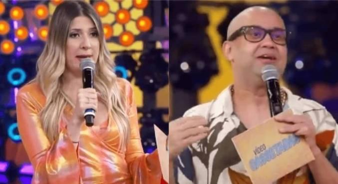 Dani Calabresa e Welder Rodrigues