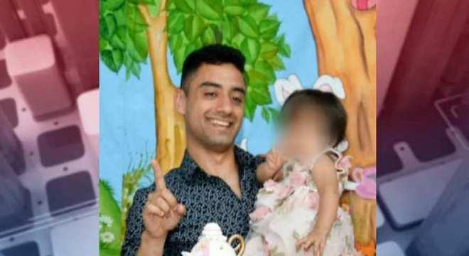 Daniel Corrêa, de 24 anos, deixou uma filha em Minas Gerais