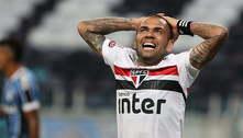"""A ira de Daniel Alves. """"O Brasil é cemitério de técnicos e jogadores"""""""