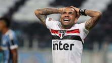Daniel Alves ganha um terço a mais do que foi oferecido a Crespo