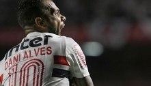 Liberação de Daniel Alves para a Olimpíada abala o São Paulo