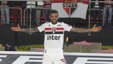 Multa impede São Paulo de se livrar de Daniel Alves