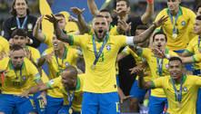 Daniel Alves comemora convocação para Olimpíada: 'Um sonho'