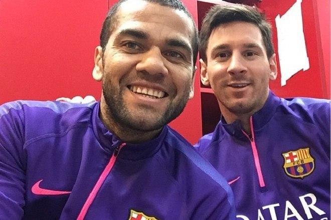 No Barça, os dois conquistaram, juntos, três Ligas dos Campeões, três Mundiais e seis edições do Campeonato Espanhol, entre outros títulos