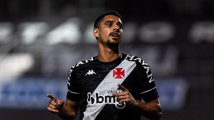 Daniel Amorim (atacante) - 11 partidas pelo Vasco.