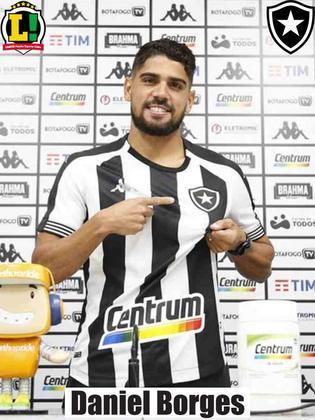 Daniel Borges - 6,0 - Mesmo sem aparecer muito no jogo, não comprometeu a equipe.