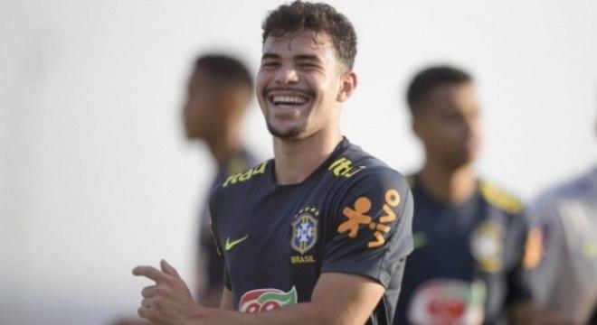 Daniel Cabral - Seleção sub-17