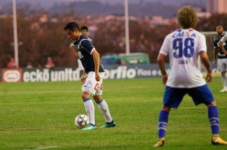 Daniel (à esq.) chegou ao clube em junho e fez dois jogos