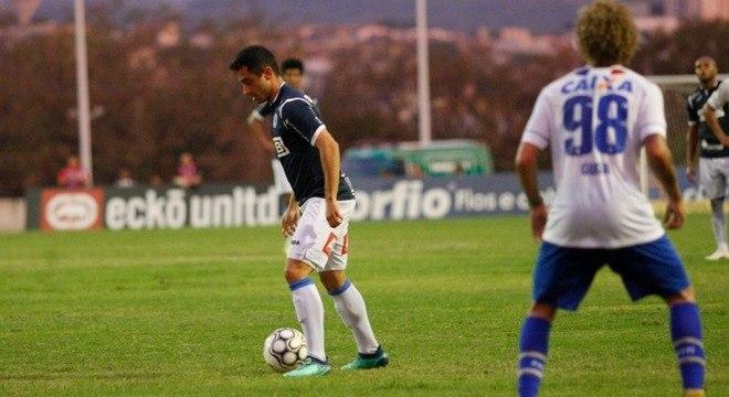 Daniel, assassinado no mês passado no Paraná, em jogo do São Bento