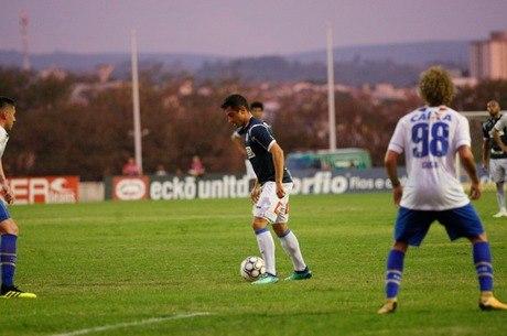 Daniel estava emprestado do São Paulo ao São Bento