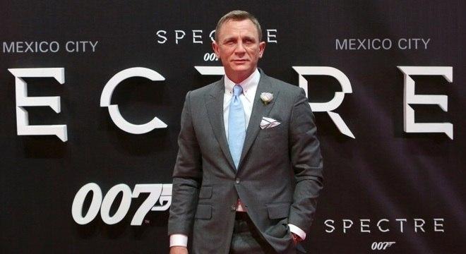 Franquia James Bond é uma das mais lucrativas do mundo