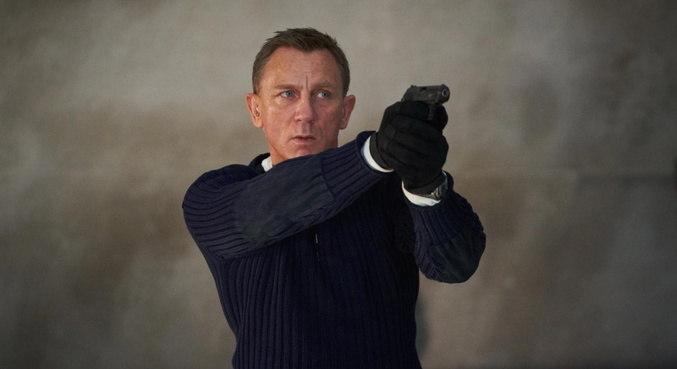 Daniel Craig interpretará o espião James Bond pela última vez