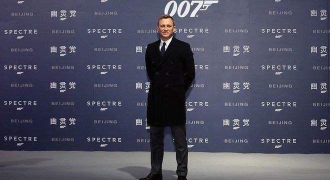 O filme `No Time To Die` será o último da franquia de James Bond interpretado por Daniel Craig