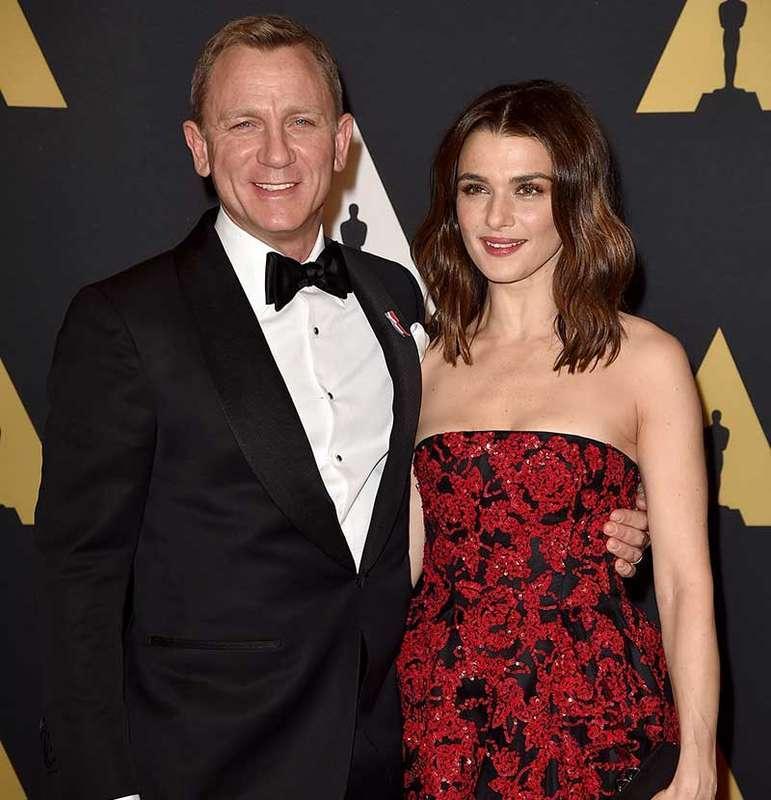 Rachel Weisz e Daniel Craig esperam primeiro filho juntos