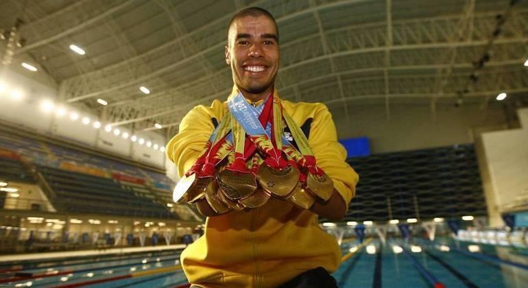 Antes de Tóquio, com as suas 24 medalhas