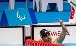 11 - A performance de Daniel Dias ao ganhar o bronze nos 100m S5 da Paralimpíada de 2020 é um dos maiores feitos da história do esporte brasileiro