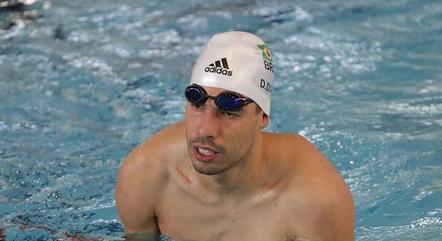 Daniel Dias é recordista na natação paralímpica