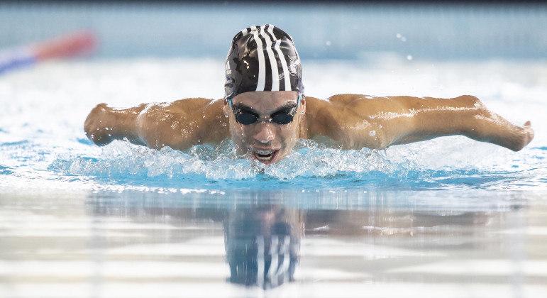 Daniel Dias é o maior nadador paralímpico do mundo