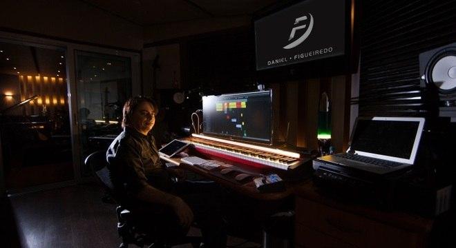 Daniel Figueiredo se prepara para compor mais uma trilha de sucesso