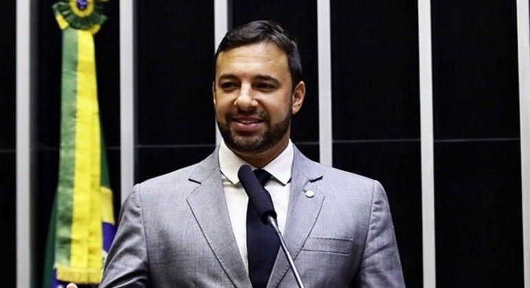 O deputado Daniel Freitas (PSL-SC), relator da PEC Emergencial na Câmara