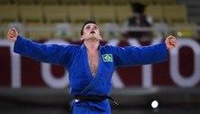 Antes do bronze no judô, Cargnin treinou no Grêmio e venceu covid