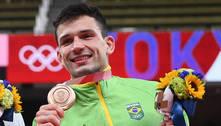 Bronze de Cargnin é a 23ª medalha olímpica do judô brasileiro
