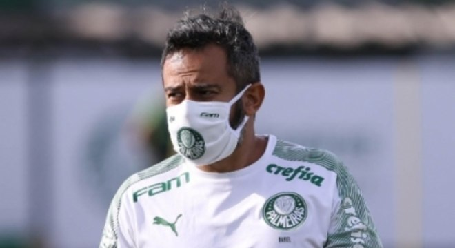 Daniel Gonçalves coordenador científico Palmeiras