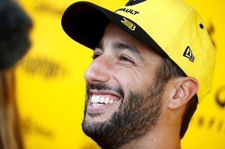 Ricciardo começou na Fórmula 1 em 2011