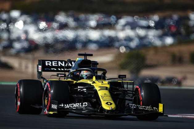 Daniel Ricciardo chegou no Q3 e larga na décima colocação