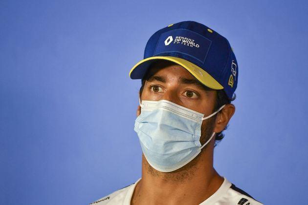 Daniel Ricciardo está de mudança para a McLaren em 2021