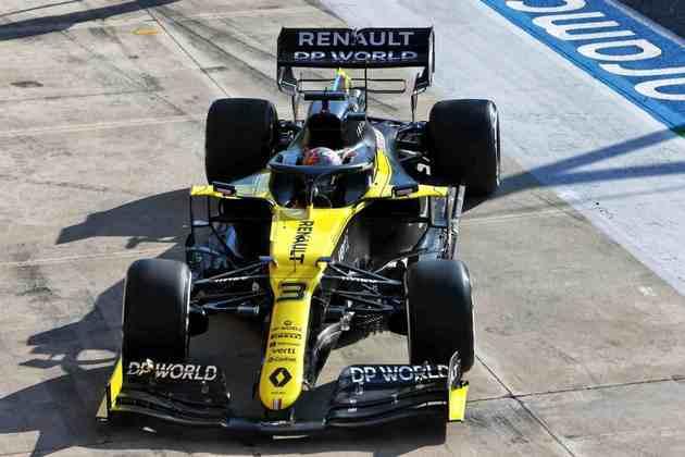 Daniel Ricciardo larga em quinto no GP da Emília-Romanha