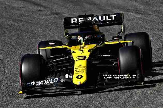 Daniel Ricciardo novamente ficou no top-10 em Mugello