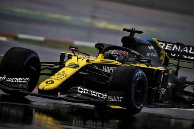Daniel Ricciardo vai largar em quinto.