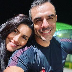 Daniel se declarou para Mariana nas redes sociais