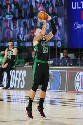 Daniel Theis (Boston Celtics) 5,5 - Theis não foi tão bem na marcação de Joel Embiid desta vez. O pivô fez nove pontos em 25 minutos, mas ficou pendurado com faltas