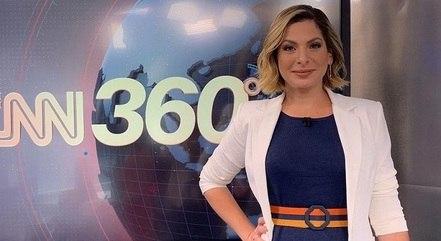 """Daniela Lima comanda o """"360""""  na CNN Brasil"""