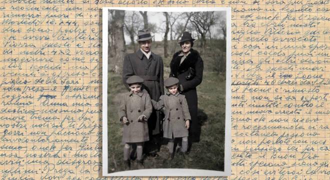 Daniele foi detido pelos nazistas por ser judeu