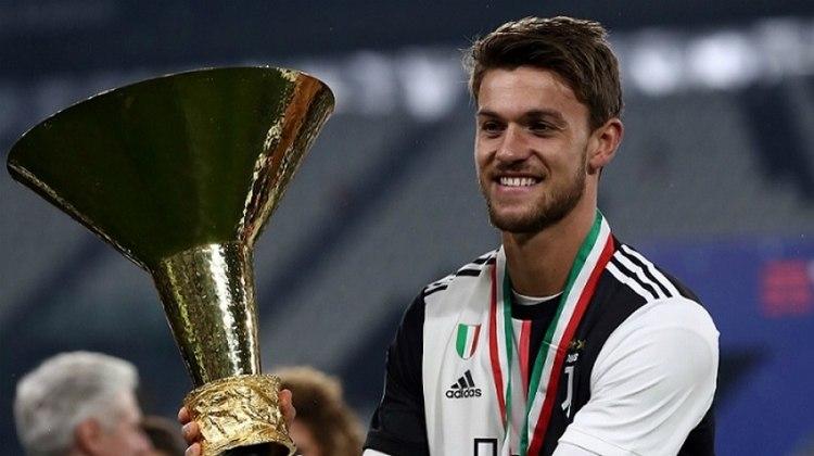 Daniele Rugani, zagueiro da Juventus, foi o primeiro jogador de um time da elite europeia a contrair o vírus.