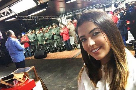 Daniella Cabello gosta de ostentar nas redes sociais
