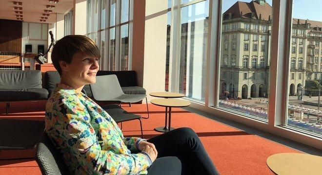 Para Schönfeld, os políticos de extrema-direita usam o 'medo do desconhecido' como arma para conquistar eleitores em Dresden